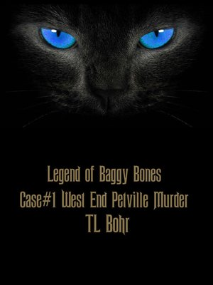 cover image of The Legend of Baggy Bones Case #1